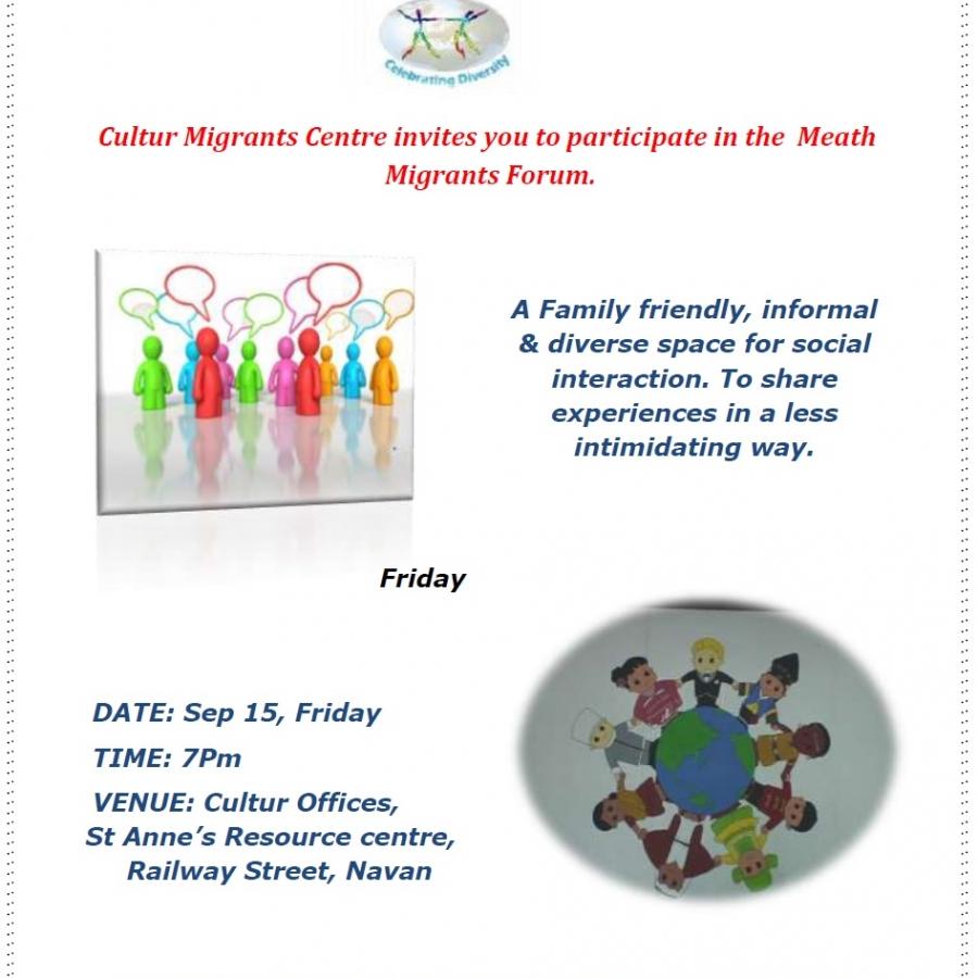 Meath Migrants Forum l