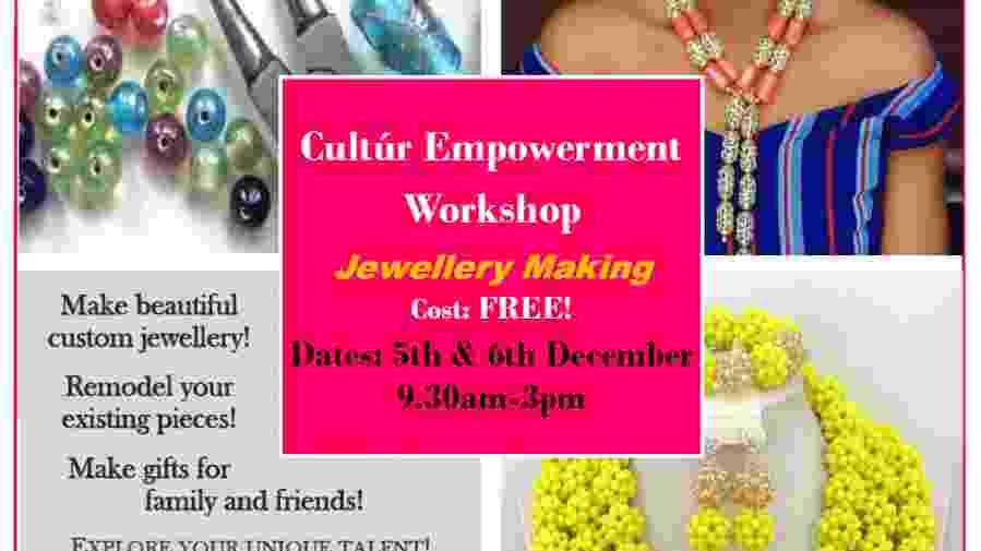 Cultur Empowerment workshop 1