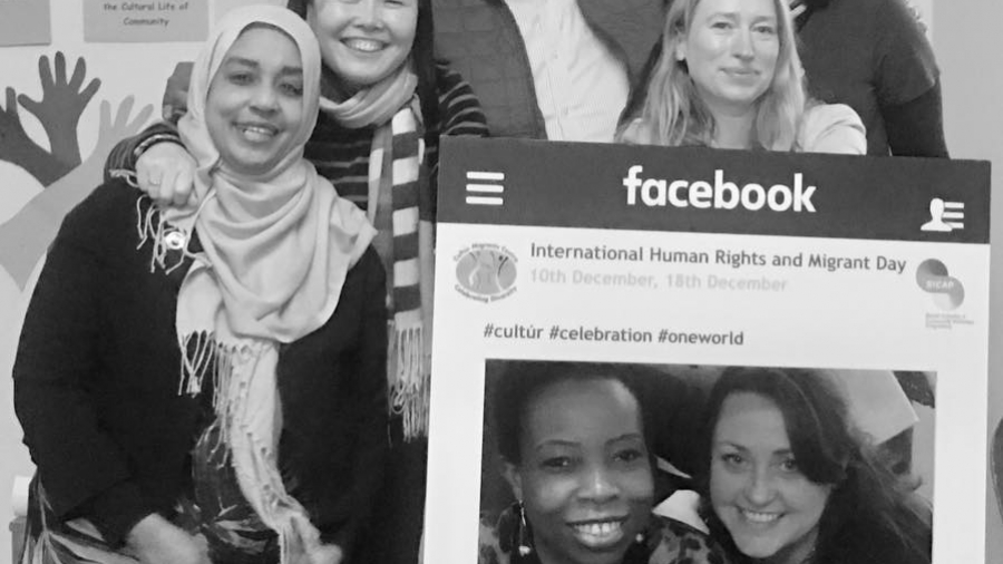 Cultur Staff at Human Rights Day