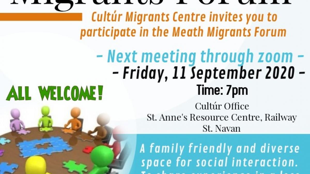 Migrants forum