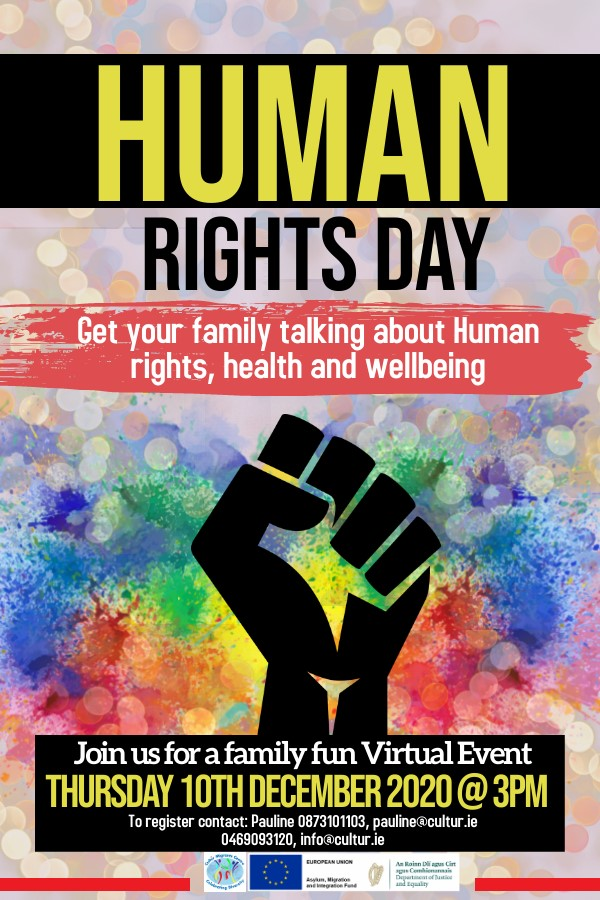 Human Rights Day Poster